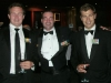 Trent, Norb and Will at the RSL NSW Congress Dinner in May 2011.
