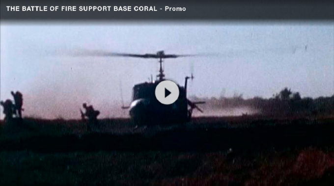 Awareness Campaign for Battle of Coral Balmoral Documentary